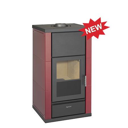 termostufa a legna sofia plus senza forno