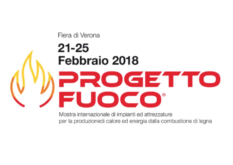 PROGETTO FUOCO – 21/25 Febbraio 2018 – Fiera di Verona